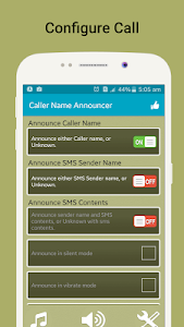 Caller Name Announcer - Free screenshot 1