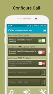 Caller Name Announcer 3.3.6 [Mod + APK] Android 2