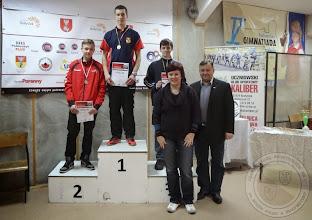 Photo: VI Memoriał Jurka Piechowskiego - Białystok (22-23.01.2014) - K.Jurasz III miejsce