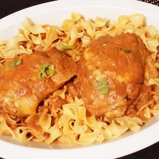 Paprikás Csirke 🍴 Authentic Hungarian Chicken Paprika.