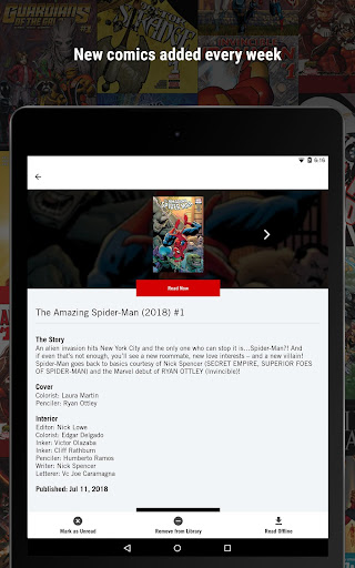 Marvel Unlimited screenshot 13