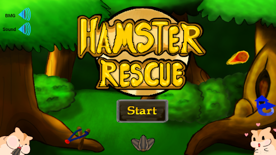 Hamster Rescue - náhled