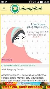 Dunia Jilbab screenshot 1