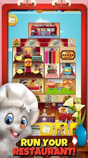 Restaurant Island:Kitchen Chef- screenshot thumbnail