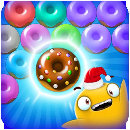 休闲のバブルの世界の夢 LOGO-記事Game