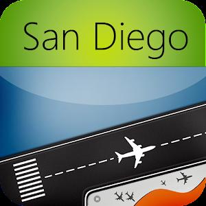 San Diego Airport + Radar SAN
