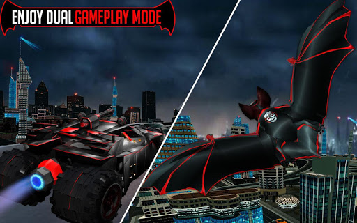 Super Hero Robot Transforming Games Real Robot Bat 11 screenshots 7