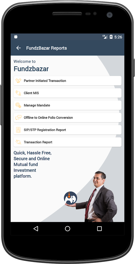 Prudent Partner Desk- screenshot