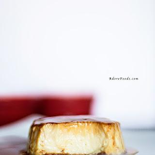 Argentinian Caramel Flan Recipe
