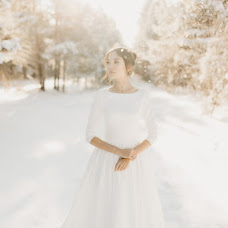 Wedding photographer Antonina Makhneva (antoninamahneva). Photo of 15.12.2018