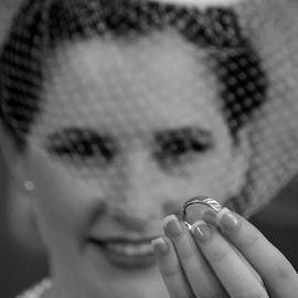 The ring by Brenda Shoemake - Wedding Bride (  )