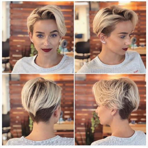 Style Short Hair For Women Apps Bei Google Play