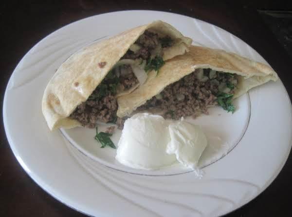 Egyptian Style Taco