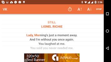 Screenshot of Videoke King - Karaoke