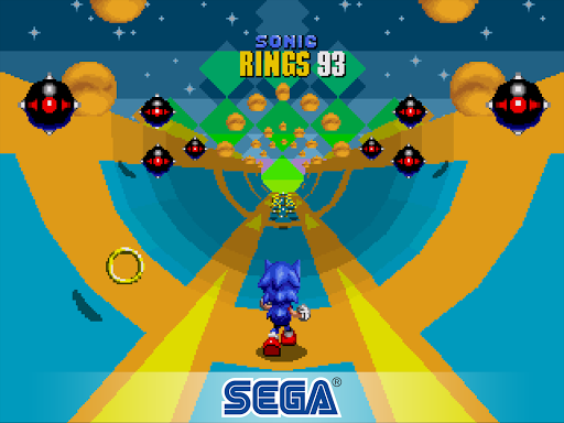 Sonic The Hedgehog 2 Classic 1.0.9 screenshots 8