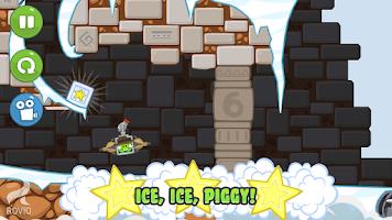 Screenshot of Bad Piggies HD
