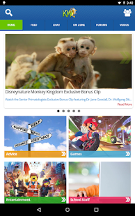 Kidzworld: Kids Social Network- screenshot thumbnail