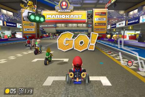 Guia Mario Kart 8 - náhled