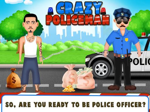 Crazy Policeman - Virtual Cops Police Station 7.0 screenshots 1