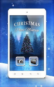 Christmas Photo Montage screenshot 4