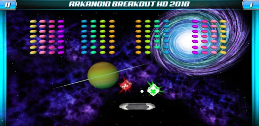 Arkanoid Galaxy HD 2018