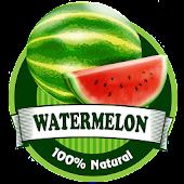 Watermelon 100% natural LWP
