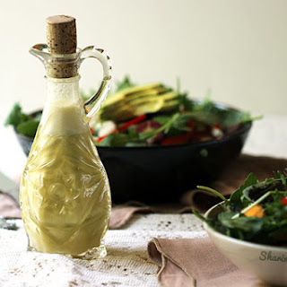 Grapefruit Jalapeno Dressing