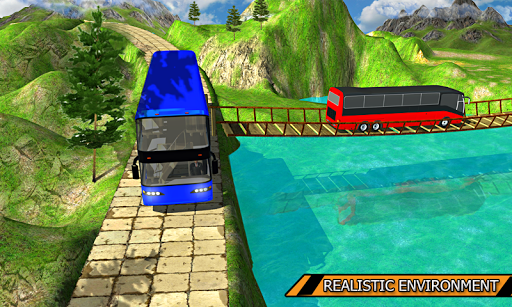 Offroad Bus Simulator 3D 2018 cheat screenshots 5