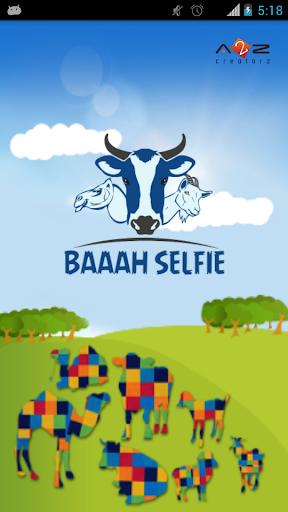 Baaah Selfie