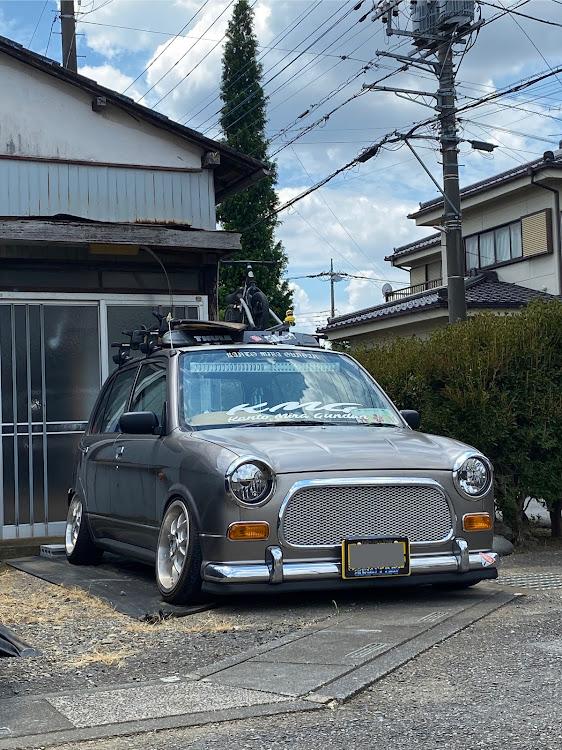ミラ L275Sの岡田自動車,KMG,たむぅが現れた!!,よーいちstyle,休日の出来事に関するカスタム&メンテナンスの投稿画像4枚目