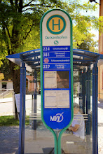 Photo: Wir warten auf den Bus nach Dietramszell