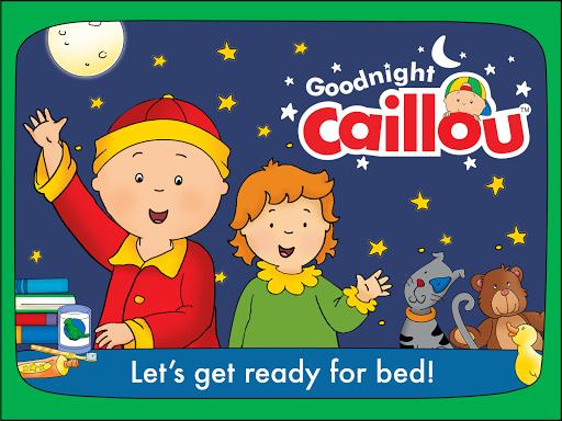 Goodnight Caillou 1.2 screenshots 1