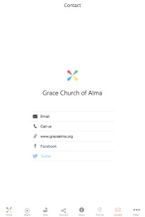 Grace Church of Alma- screenshot thumbnail