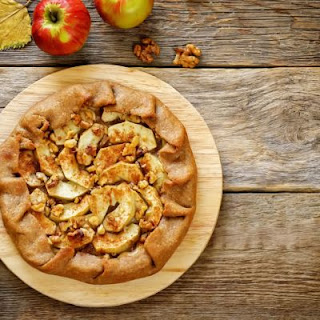 Copycat Pizza Hut Apple Tart
