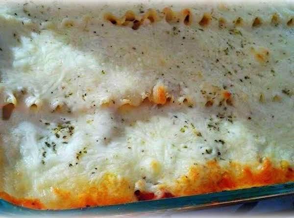 My Quick Lasagna