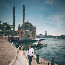 Wedding photographer Özgür Aslan (ozguraslan). Photo of 24.07.2017