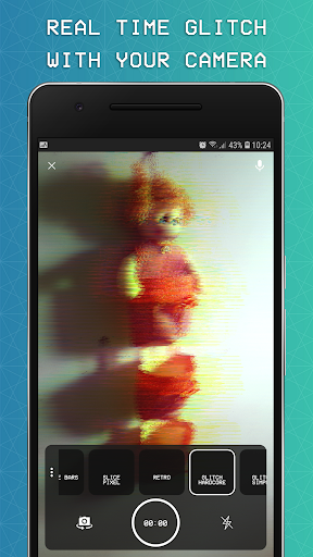 EZGlitch: 3D Glitch Video & Photo Effects 1.2.5 screenshots 1