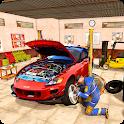 Car Mechanic Sim 2019 icon
