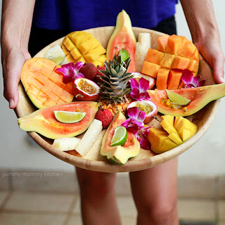 Papaya Mango Desserts Recipes