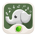 GO Keyboard Animal Sounds Pack icon