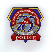 Photo: Virginia Department of Alcoholic Beverage Control Police, 75th Anniversary