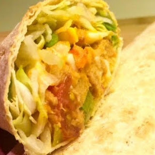 Buffalo Tuna Wrap Recipe