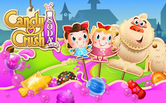 Candy Crush Soda Saga - Noticias de Juegos | Psp | Xbox One | PlayStation 3 y 4