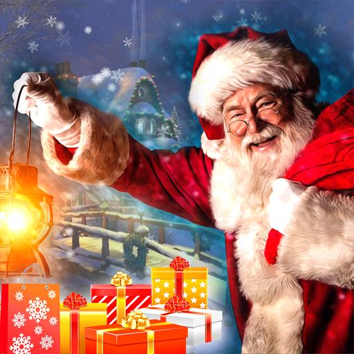 Baixar Santa Claus Christmas Gift Delivery: Sleigh Riding
