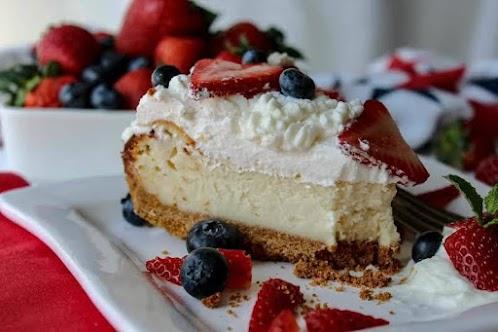 Click Here for Recipe: Patriotic Cheesecake