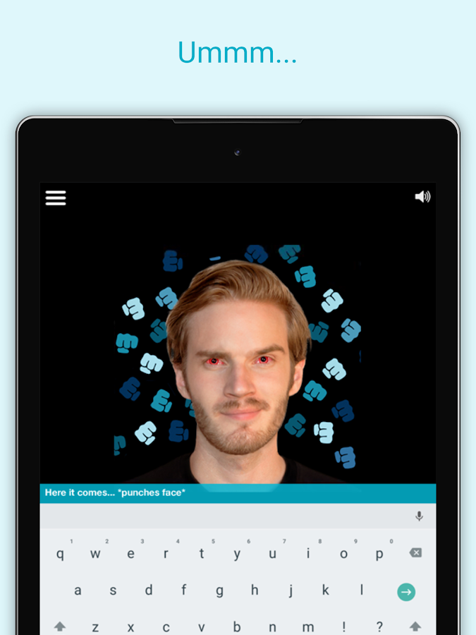 Pewdiebot- screenshot