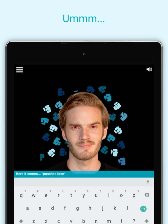 Pewdiebot Android 8