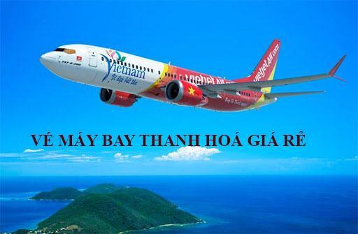 Vé máy bay Thanh Hoá giá rẻ