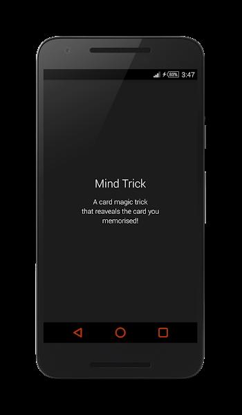 Mind Reader - Card Magic Trick