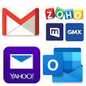Lite for Yahoo Mail, Hotmail, Outlook, Gmail icon